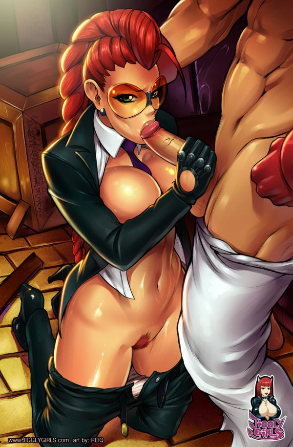 Street Fighter C Viper Hentai