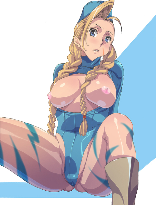 Cammy Hentai Cartoon Se Street Fighter