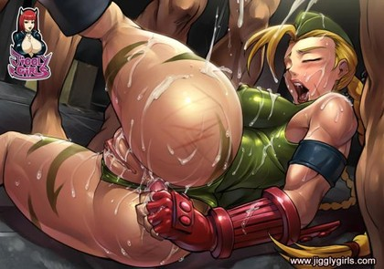 Street Fighter Cartoon Sex