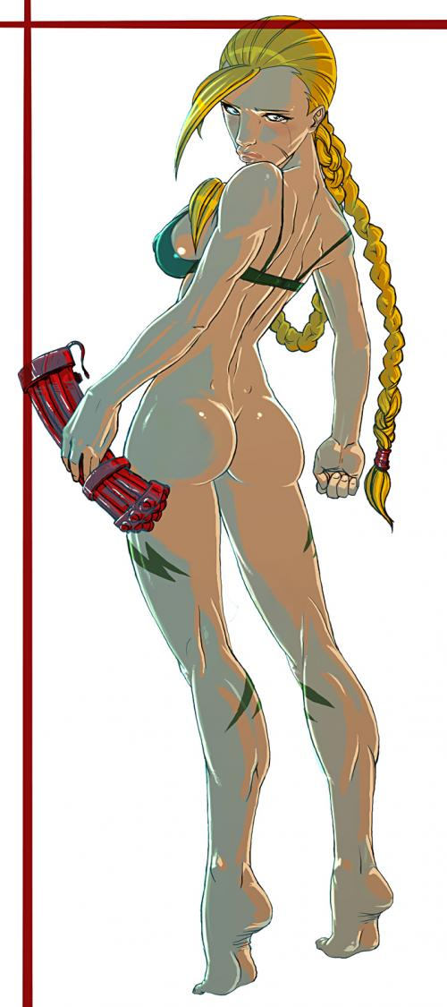 Chun Li Cammy Hentai Cartoon Se Street Fighter