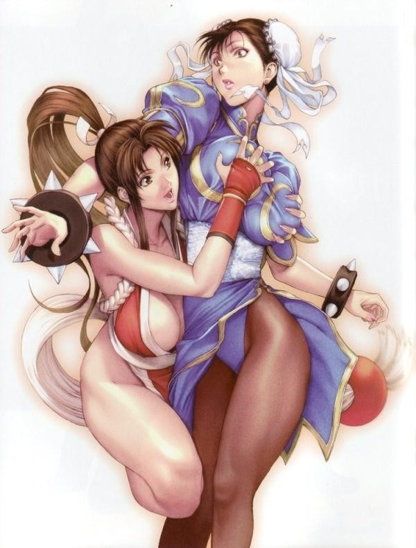 Street Fighter Porn